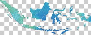 Indonesia Map PNG