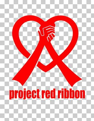 Red Ribbon Logo World AIDS Day PNG