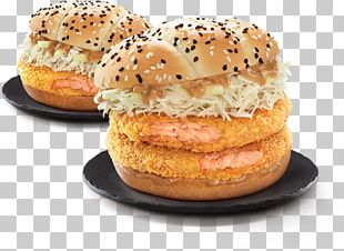 Hamburger French Fries McDonald's Salmon Burger Cheeseburger PNG