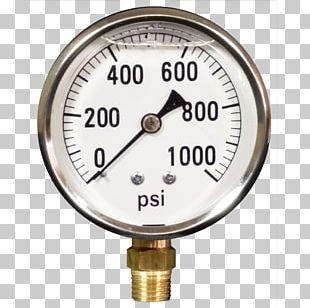 Pressure Measurement Gauge Pound-force Per Square Inch Pressure Switch PNG