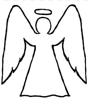 Fallen Angel Guardian Angel Drawing PNG