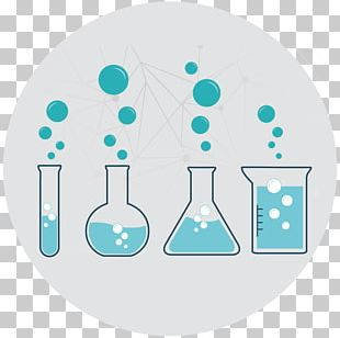 Laboratory Glassware Science Chemistry Research PNG