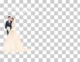 Wedding Dress Wedding Invitation Bride Marriage PNG