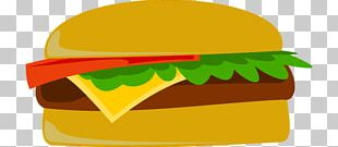Cheeseburger Hamburger Fast Food Junk Food Veggie Burger PNG