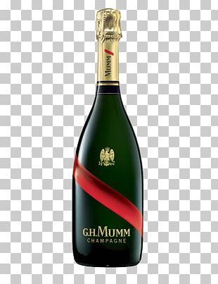 G.H. Mumm Et Cie Champagne Sparkling Wine Moët & Chandon PNG
