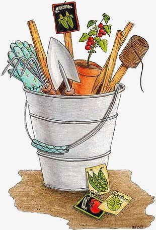 Gardening Tools PNG