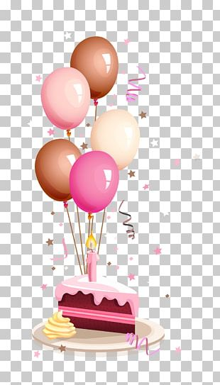 Happy Birthday To You Wish Greeting Card PNG