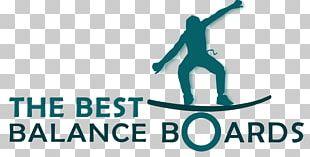 Balance Board Exercise Logo Agility PNG