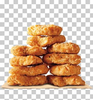 Burger King Chicken Nuggets Crispy Fried Chicken Chicken Fingers French Fries PNG