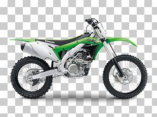 Kawasaki KX250F Kawasaki KX100 Kawasaki KX450F Motorcycle Kawasaki Heavy Industries PNG