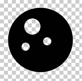 Bowling Balls Computer Icons Ten-pin Bowling Black & White PNG