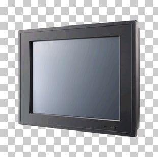 Panel PC Touchscreen Intel Atom Advantech Co. PNG