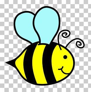 Bumblebee Honey Bee PNG