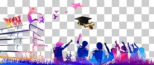 Graduation Ceremony Cap PNG