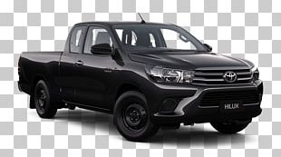 Toyota Hilux Pickup Truck Four-wheel Drive Diesel Engine PNG