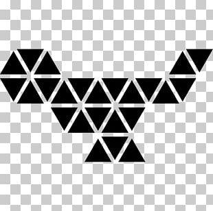 Triangle Shape Polygon Geometry PNG