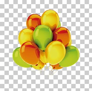 Balloon Birthday Stock Photography Party PNG
