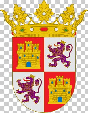 Castile And León Kingdom Of León Crown Of Castile Seville Coat Of Arms PNG