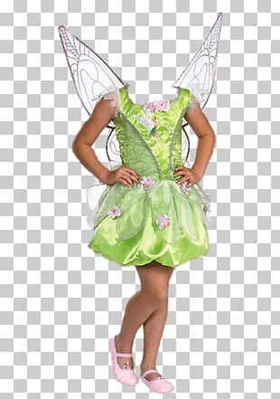 Tinkerbell Costume PNG