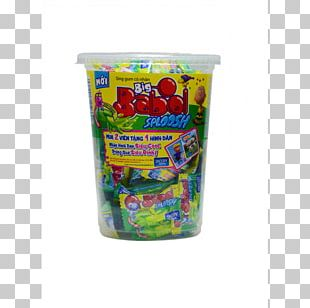 Chewing Gum Big Babol Candy Mentos PNG