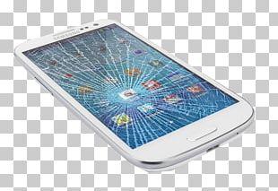 Smartphone Samsung Galaxy S III 破碎屏幕惡作劇 Prank Android Handheld Devices PNG