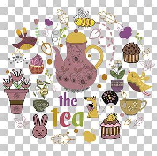 Tea Euclidean Cake PNG