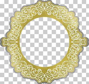 Light Frame Pattern PNG