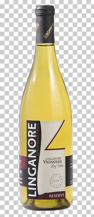 Liqueur White Wine Sparkling Wine Bottle PNG