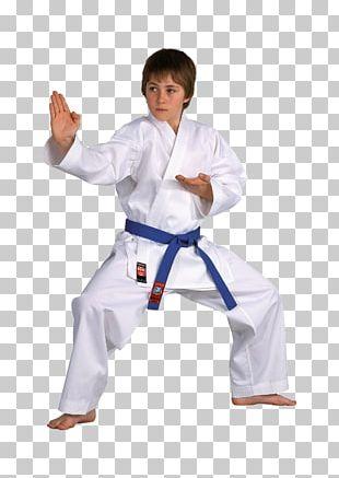 Karate Gi Kimono Combat Sport Martial Arts PNG