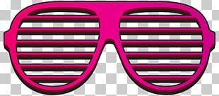 Sunglasses Shutter Shades PNG