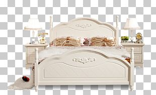 Bed Frame Furniture Bed Sheet PNG