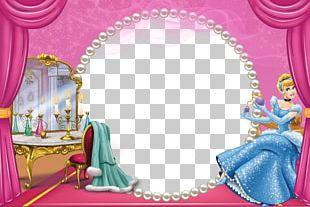 Cinderella Frames Disney Princess Photography PNG