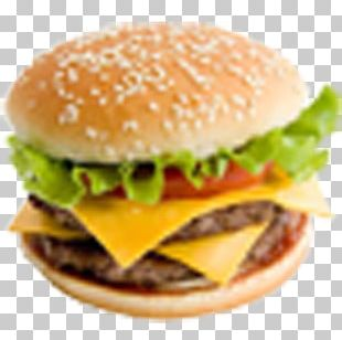 Hamburger Cheeseburger Meatball Junk Food Big N' Tasty PNG