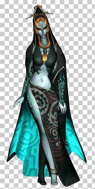 The Legend Of Zelda: Twilight Princess Link Princess Zelda Midna Wii U PNG