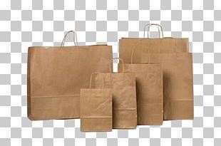 Paper Bag Paper Bag Kraft Paper Packaging And Labeling PNG