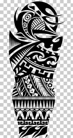 Sleeve Tattoo Cover-up PNG
