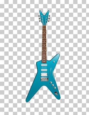 Electric Guitar Musical Instrument Bass Guitar PNG