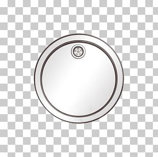 Kitchen Sink Bathroom Circle PNG