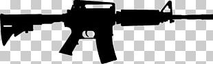 M4 Carbine Airsoft Gun Hop-up Metal PNG