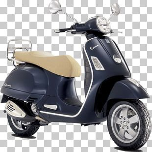 Scooter Vespa PNG