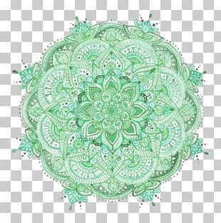 Mandala Watercolor Painting Art Watercolour Flowers PNG