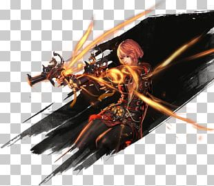 Blade & Soul Insect Character Capcom PNG