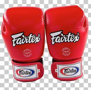 Boxing Glove Fairtex Muay Thai PNG