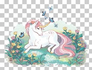 Unicorn Illustration PNG