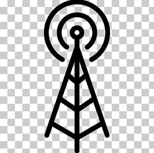 Aerials Telecommunications Tower Radio PNG