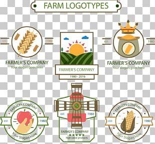 Hand-drawn Farm Icon PNG