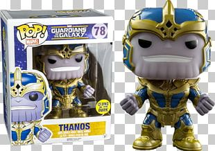 Thanos Collector Ronan The Accuser Funko Action & Toy Figures PNG