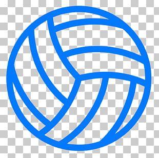 Beach Volleyball Sport PNG