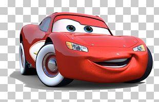 Cars Lightning McQueen Mater Pixar Film PNG