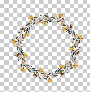 Wedding Wreath PNG